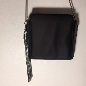 Handbags - BLACK CHAIN PURSE